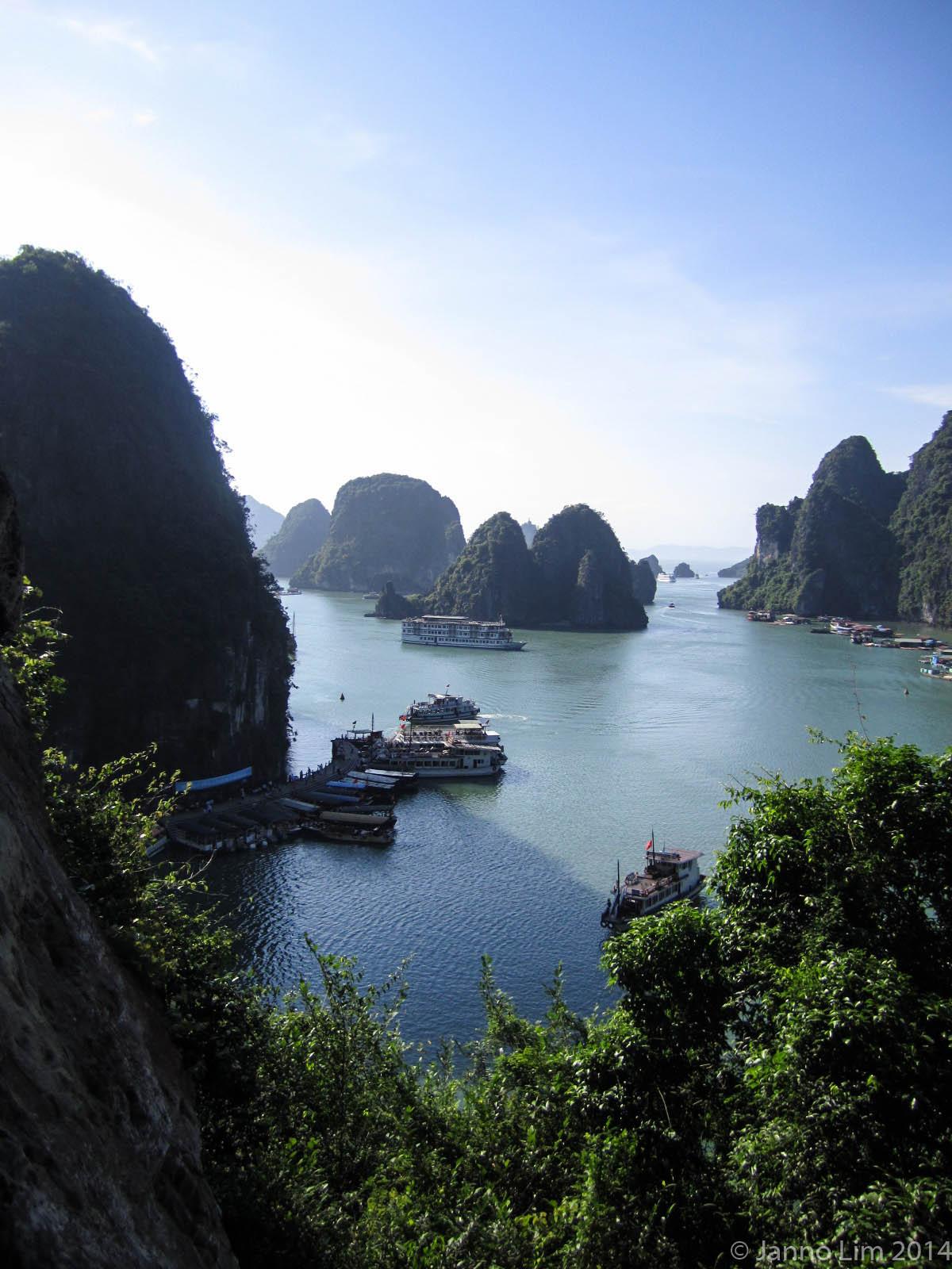 Ha Long Bay – A Poetic Landscape